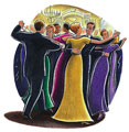 Ballroom and Latin Group Dance Lessons in Newport Beach